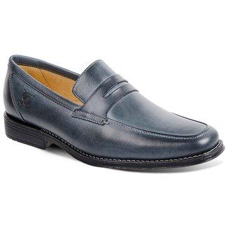 Sapato Em Couro Monte Carlo 17602