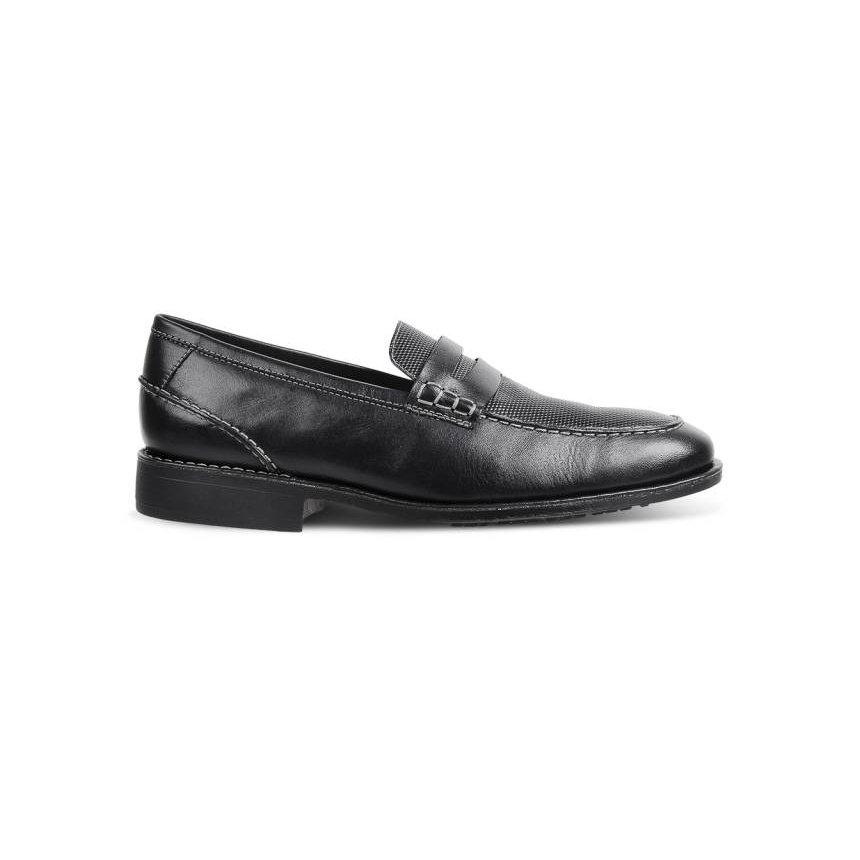 Roanoke Sapato 220050 Em Preto Couro Sapato Couro Em Roanoke rqwYx0rPZ