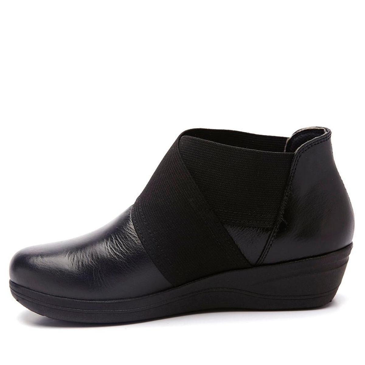 331c508809 Sapato Feminino 159 em Couro Doctor Shoes - Compre Agora