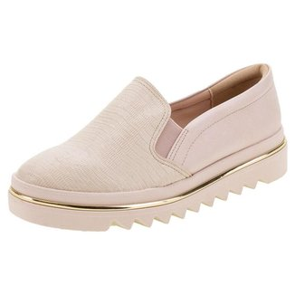 Sapato Feminino Flatform Beira Rio - 4219405