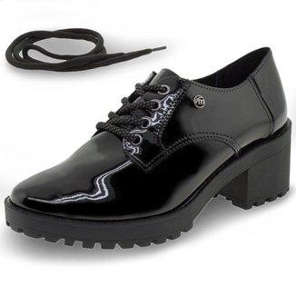 Sapato Feminino Oxford Via Marte - 195806