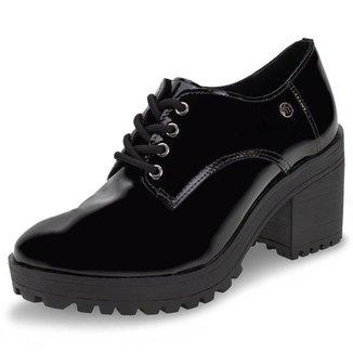 Sapato Feminino Oxford Via Marte - 196506