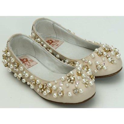 Sapato Feminino Perolas-Feminino