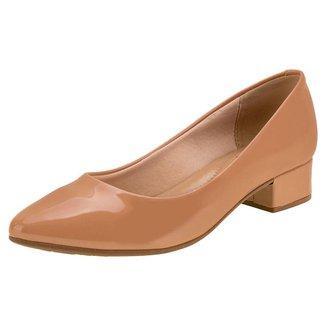 Sapato Feminino Salto Baixo Beira Rio - 4244100