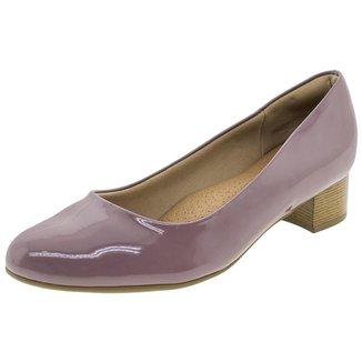 Sapato Feminino Salto Baixo Piccadilly - 140110