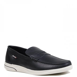 Sapato Ferracini Casual Mocassim Masculino