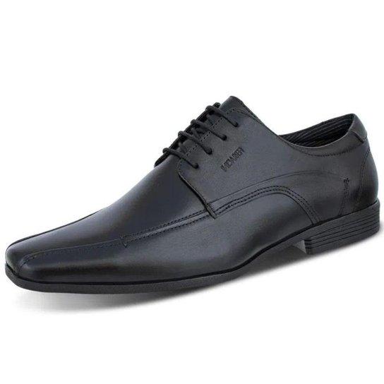 Sapato Ferracini Liverpool 4075-281g Masculino Preto - Preto