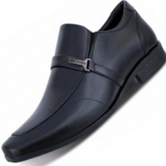 Sapato Ferracini Liverpool 4076-281g Masculino Preto - Preto