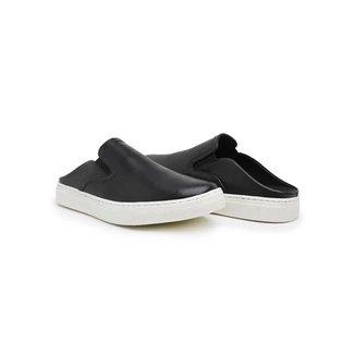 Sapato Fino Slip On Mule