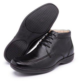 Sapato Gh Calcados Cadarco Conforto Masculino