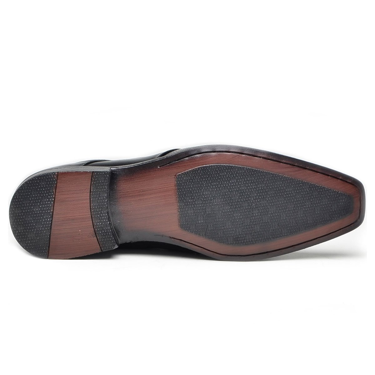 Sapato Gofer ProMais 0556 CO - Preto