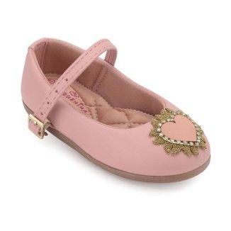 Sapato Infantil Boneca Pequenina Baby Feminino