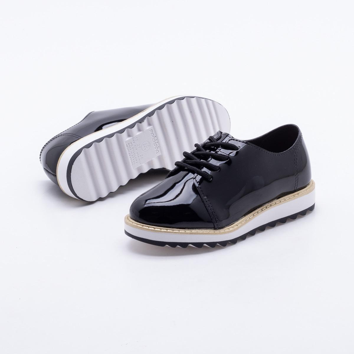 ceb5b68eb Sapato infantil oxford molekinha verniz feminino compre agora jpg 1200x1200  Sapato infantil oxford molekinha verniz preto