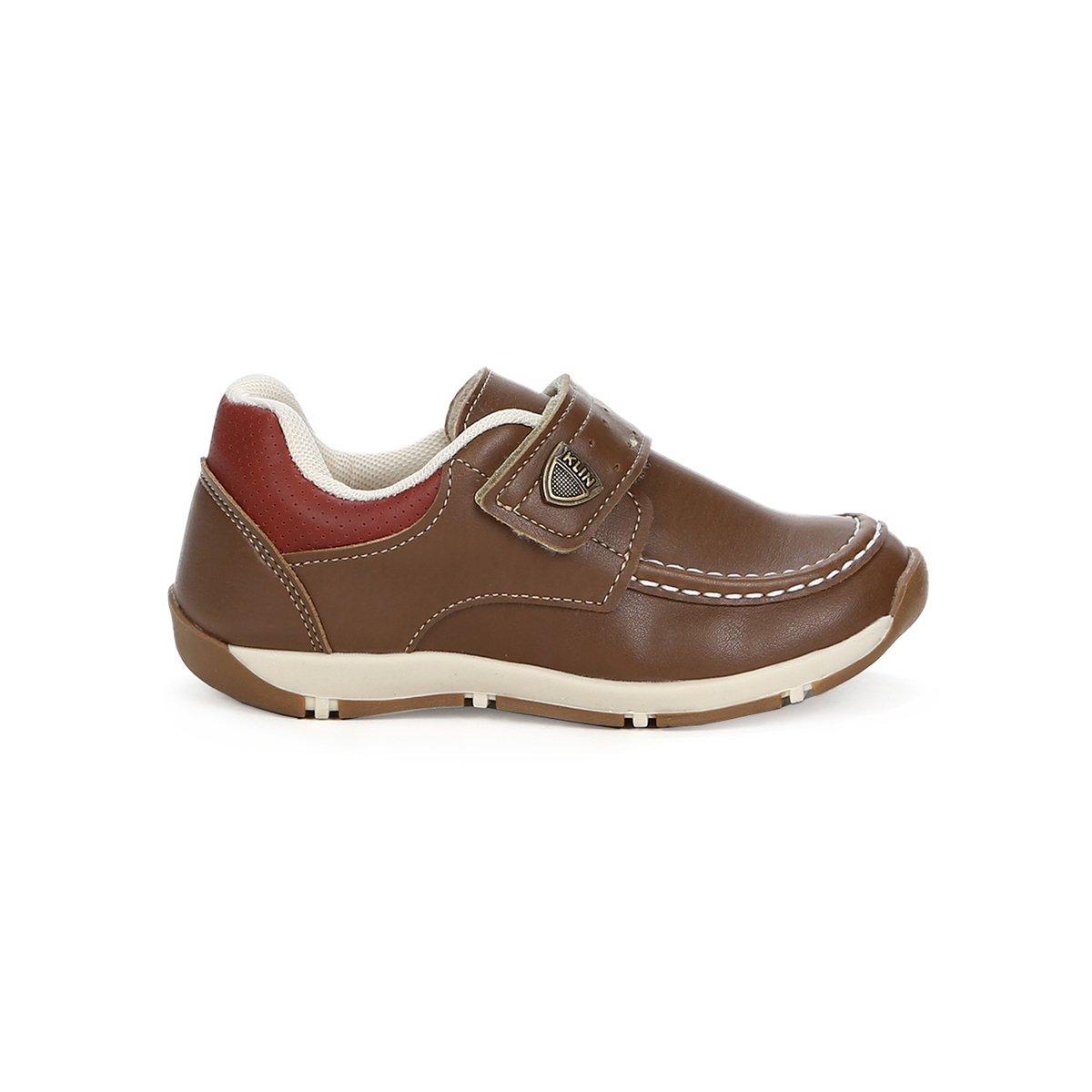 6b875c1353a36 Sapato Infantil Para Bebê Menino Klin - Compre Agora   Zattini