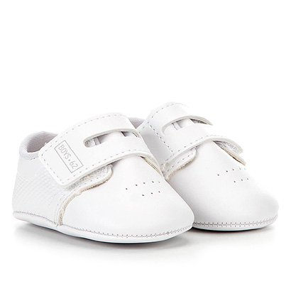 Sapato Infantil Pimpolho Fase 01 Velcro