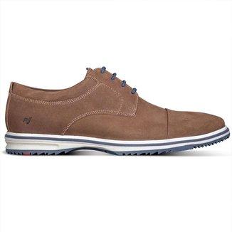 Sapato Inglês Oxford Rafarillo Masculino Couro