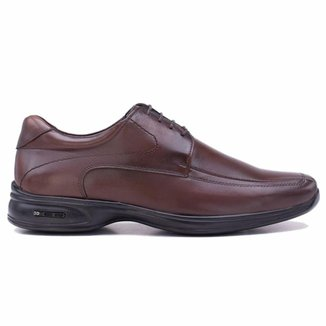 Sapato Jota Pe 3d Marrom Air Vision 71454