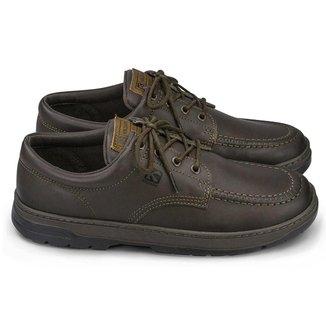 Sapato Kildare Couro Solado Tratorado Macio Masculino