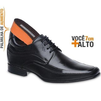 Sapato Masculino Alth Rafarillo Em Couro 3206 Preto 1518