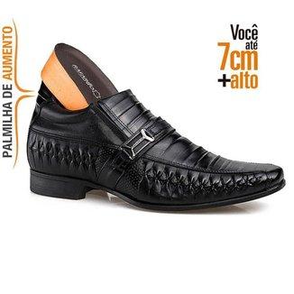 Sapato Masculino Alth Rafarillo Em Couro 36261 Preto 1515