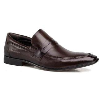 Sapato Masculino Bico Fino Rafarillo Dubai Couro Social