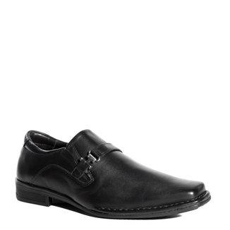 Sapato Masculino Casual Ferracini Ambience Preto