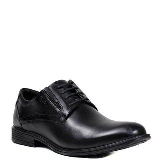 Sapato Masculino Casual Ferracini Em Couro Legítimo