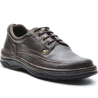 Sapato Masculino Conforto Cadarco Cafe