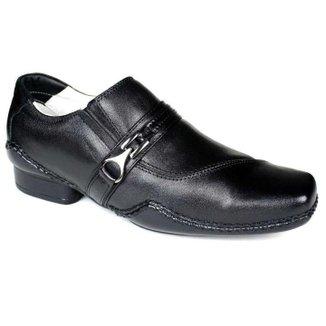 Sapato Masculino Couro Sola de Borracha Ranster Calçados