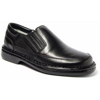Sapato Masculino Couro Terapia Confort