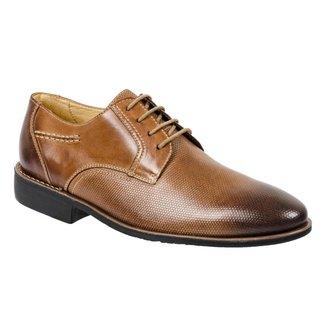 Sapato Masculino Derby Sandro Moscoloni Pablo Marrom