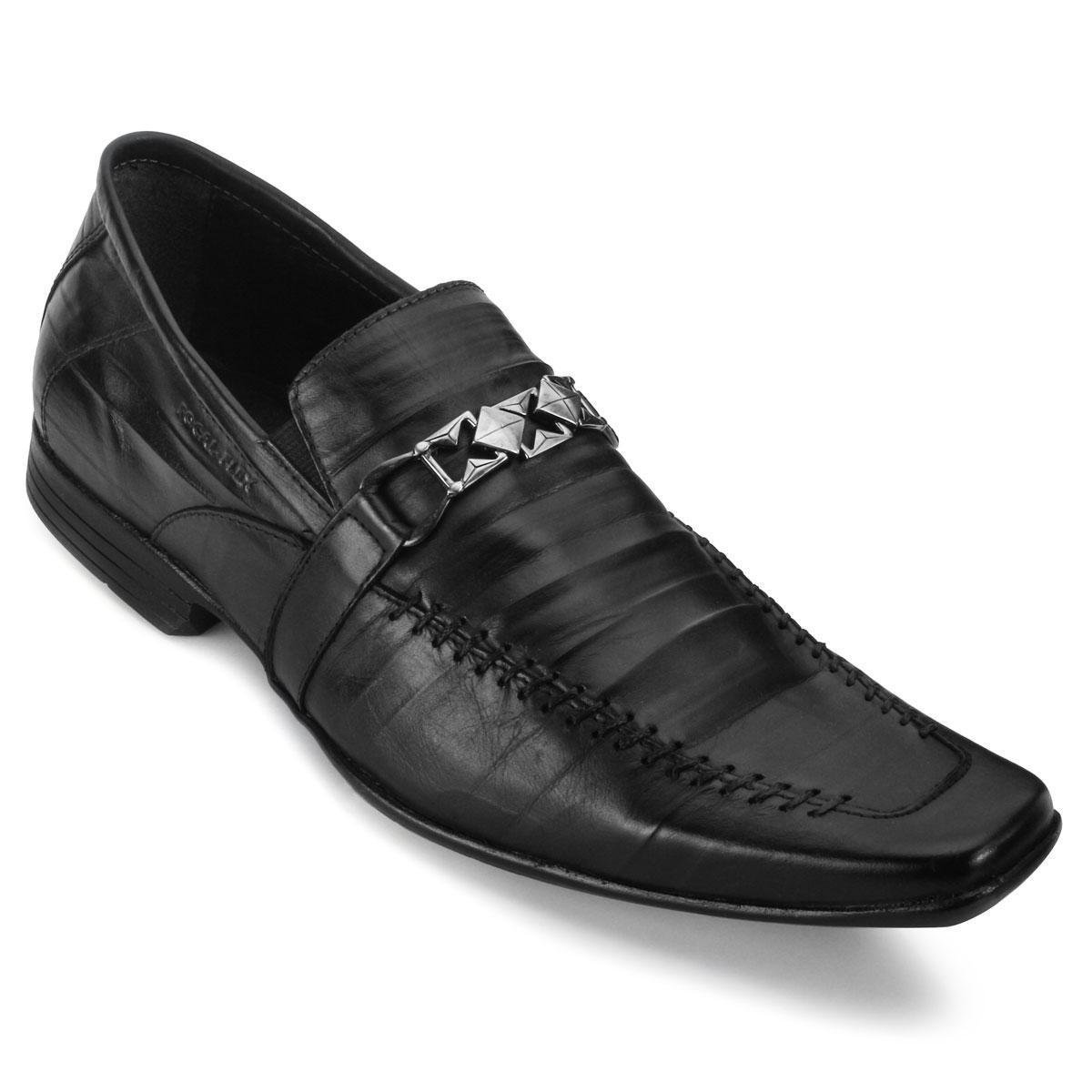 Sapato Flex Sapato Masculino Focal Preto 6935 Masculino TTqwRH