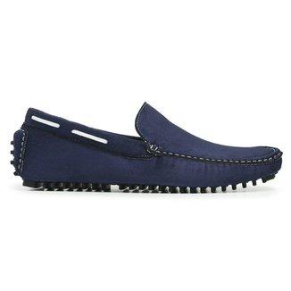 Sapato Masculino Mocassim 3 Pares + Cinto E Carteira