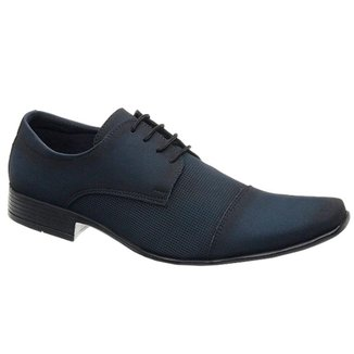 Sapato Masculino Nobuck com cadarço Torani SLZ