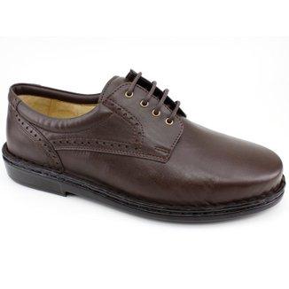 Sapato Masculino Opananken Couro