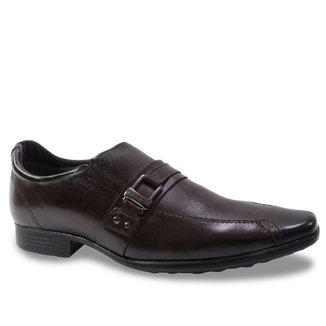 Sapato Masculino Pegada Bico Fino