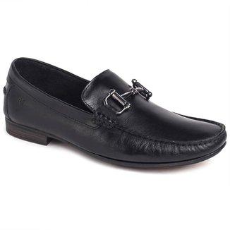 Sapato Masculino Rafarillo Couro Moc 24005-08