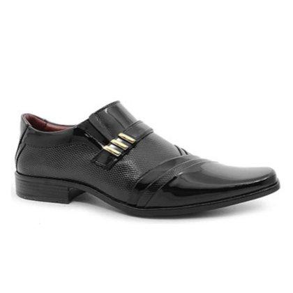Sapato Masculino Social Gofer 0752A