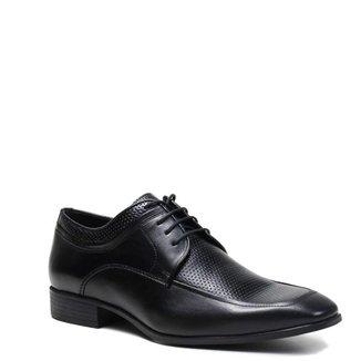 Sapato Masculino Social Zariff em Couro