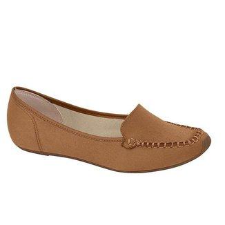 Sapato Mocassim Feminino Moleca