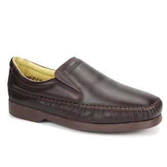 Sapato Mocassim Masculino Amarok 5300