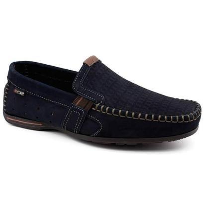Sapato Mocassim Masculino Pegada