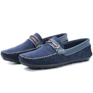 Sapato Mocassim Masculino