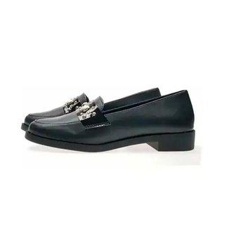 Sapato Mocassim Perolas Confortável 411 HINFINITY Feminino