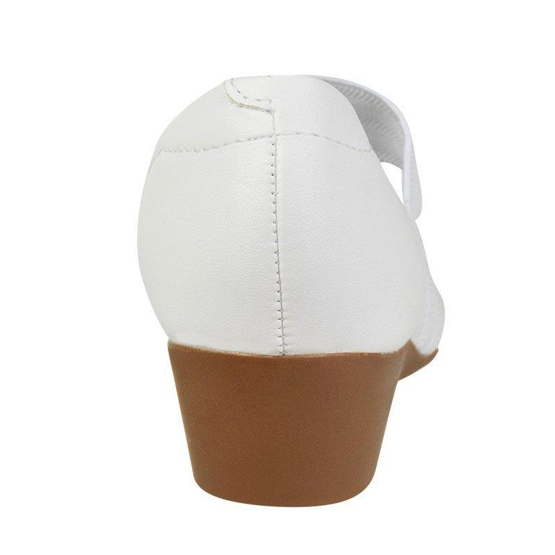 Sapato Branco Sapato Modare Feminino Modare Freedom ZxqPv5T