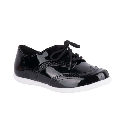Sapato Molekinha Oxford-Feminino
