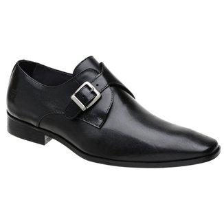 Sapato Monk Masculino Malbork em Couro 32206