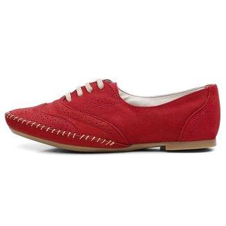 Sapato Oxford   Casualstock Feminino