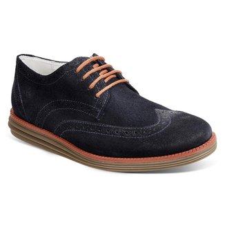 Sapato Oxford Fino Derby Sandro & Co. Curl Masculino