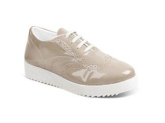 Sapato Oxford Flatform Katarina Magalhães Madelyn